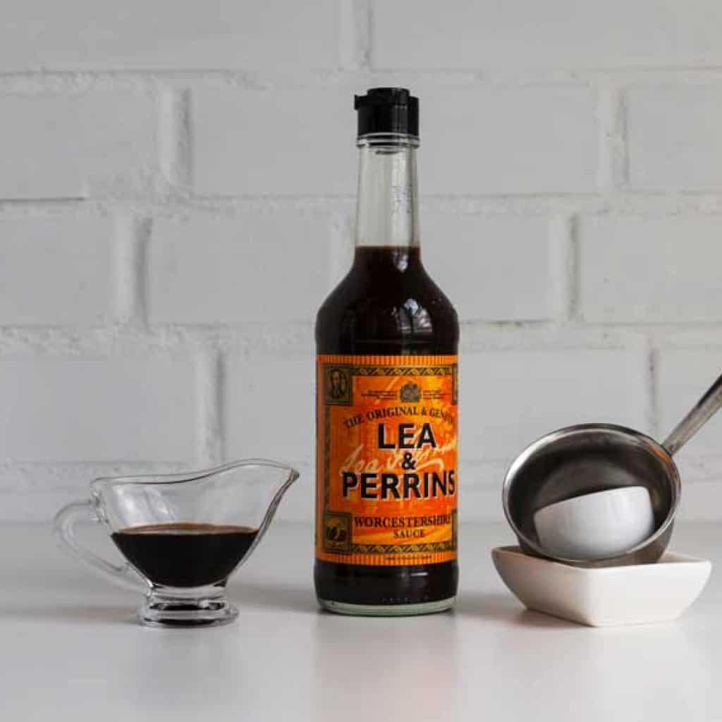 salsa Inglesa Perrins