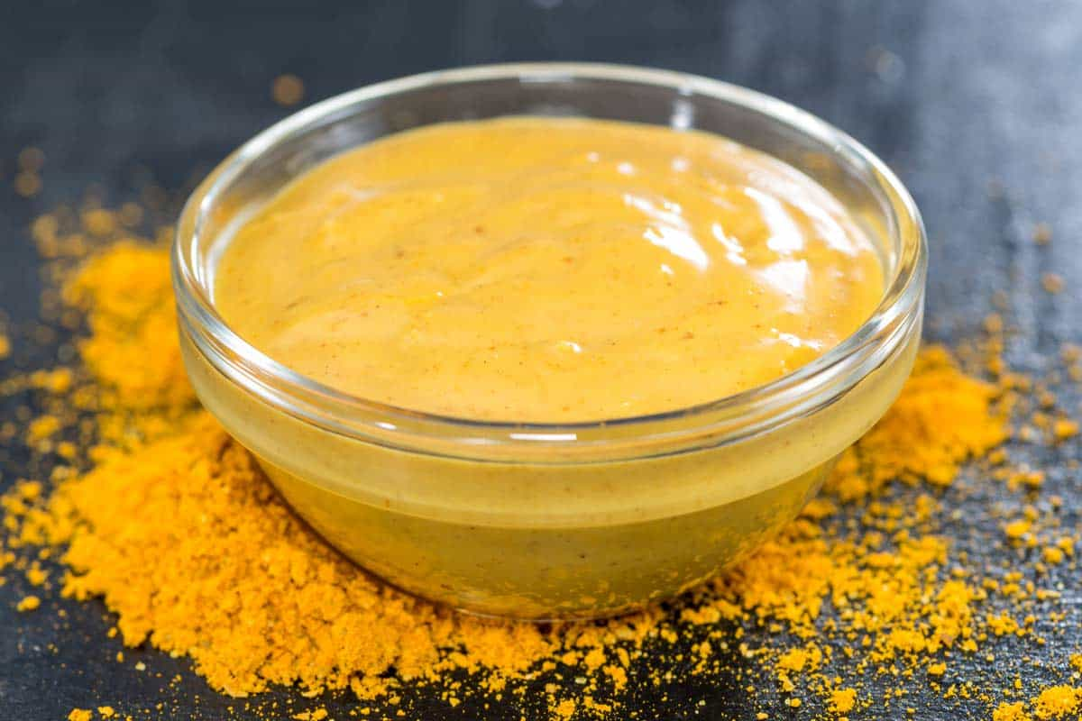 salsa curry receta