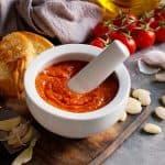 salsa romesco receta