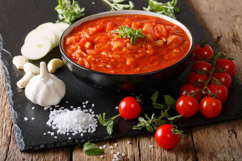Cómo Hacer Salsa Napolitana Receta Fácil