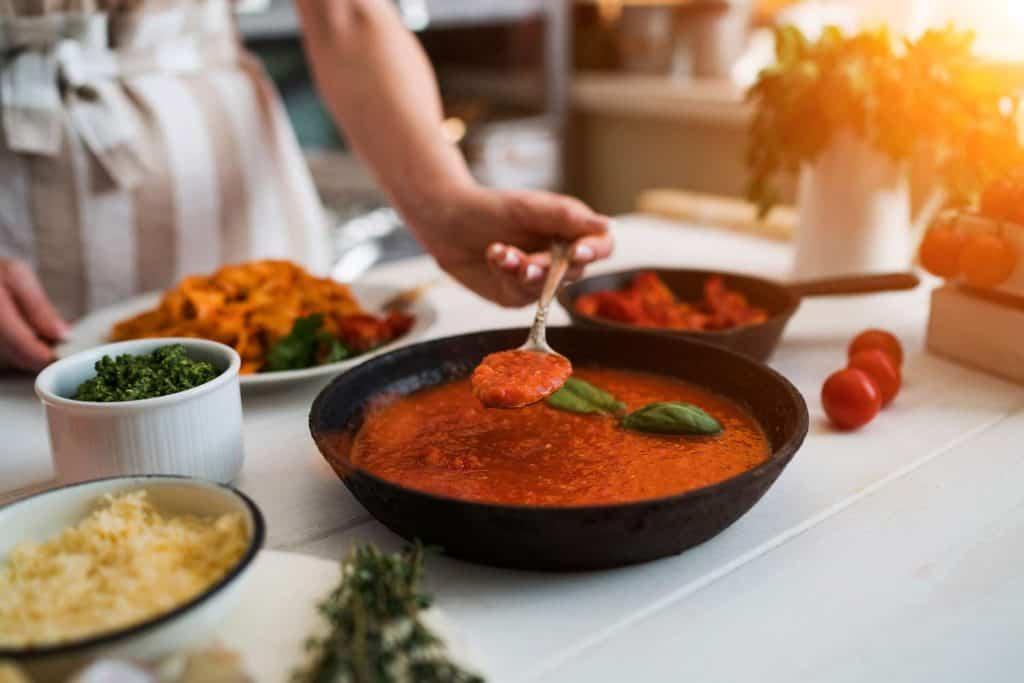 salsa marinera