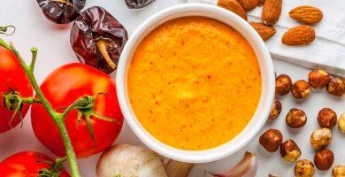 receta de salsa calcots