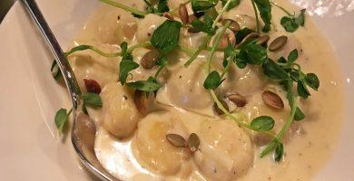 receta de salsa de almendras