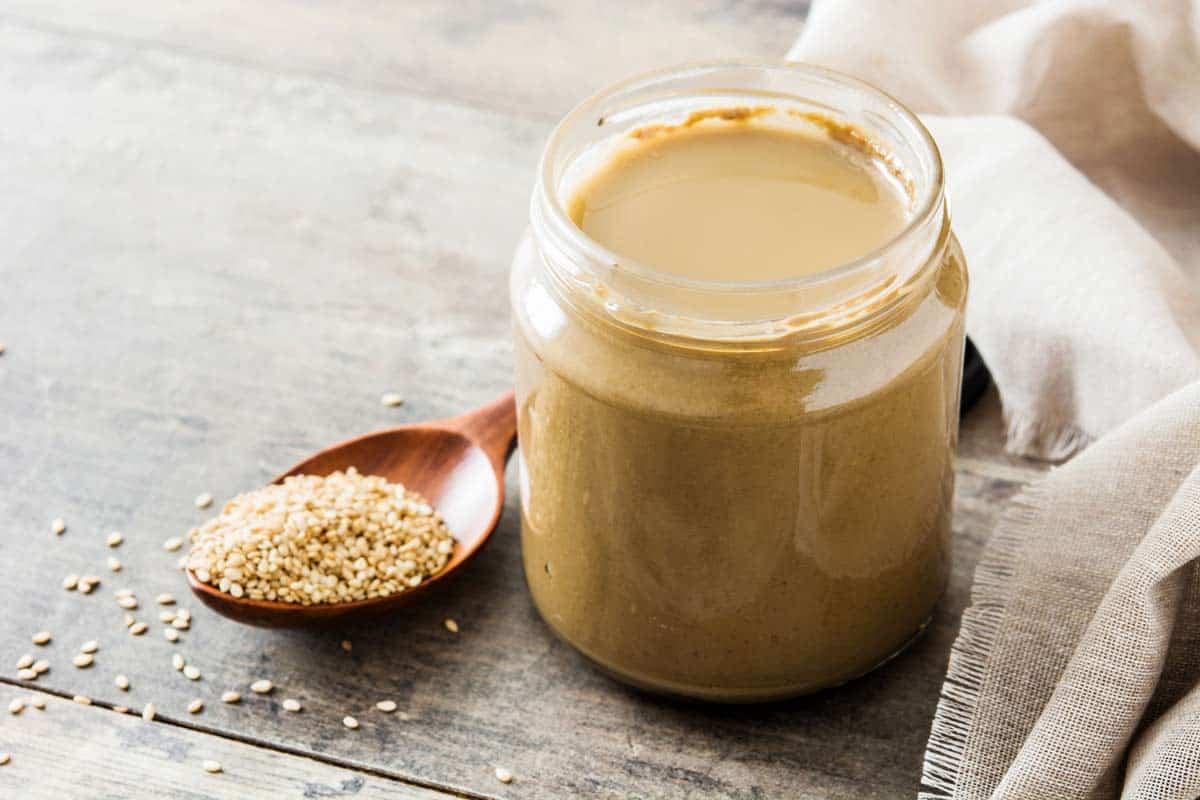 receta de salsa tahini