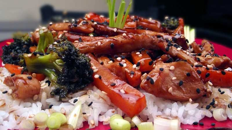 receta salsa teriyaki Thermomix